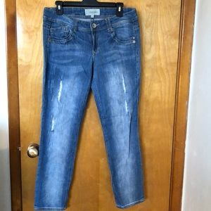 NWT rewind jeans